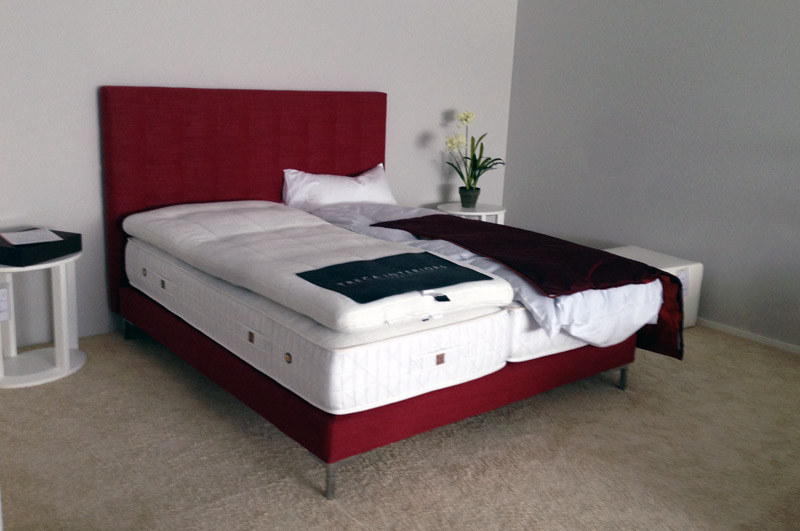 treca interieurs paris boxspringbett colette fenchel wohnfaszination gmbh. Black Bedroom Furniture Sets. Home Design Ideas