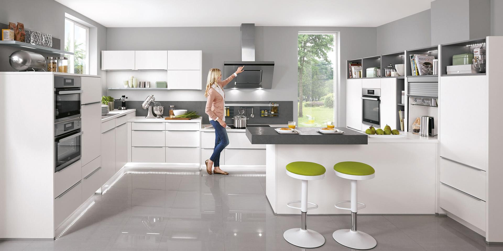 Fantastisch Lofty Inspiration Exklusive Küchen Zeitgenössisch - Die ...