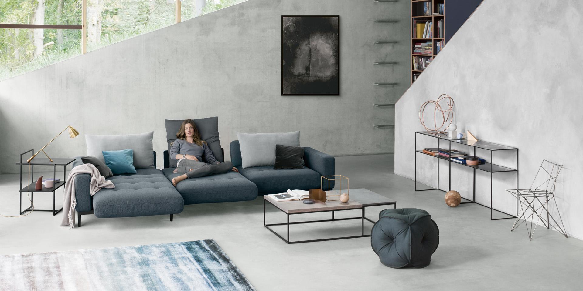rolf benz bei fenchel wohnfaszination gmbh. Black Bedroom Furniture Sets. Home Design Ideas