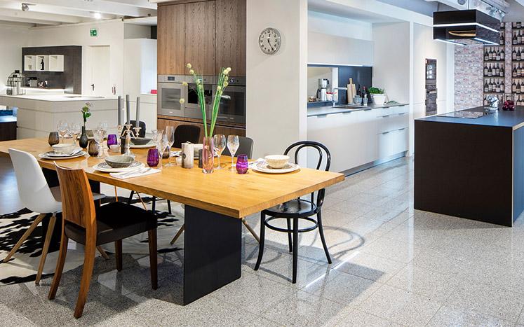 bauherren brunch im neuen k chenstudio fenchel wohnfaszination gmbh. Black Bedroom Furniture Sets. Home Design Ideas