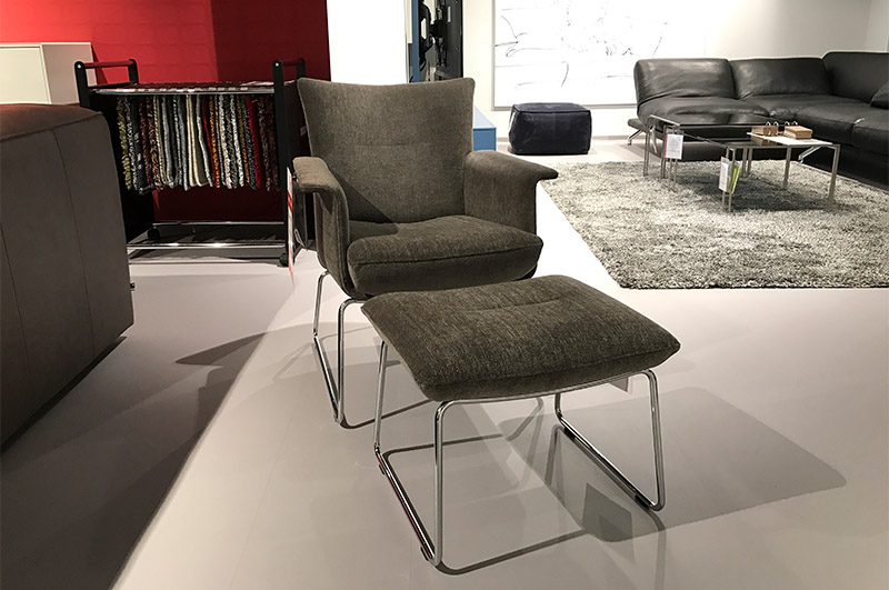 jori sessel hocker aida 4880 fenchel wohnfaszination gmbh. Black Bedroom Furniture Sets. Home Design Ideas