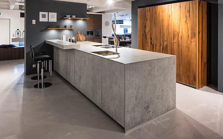 Bauherren-Brunch im neuen Küchenstudio