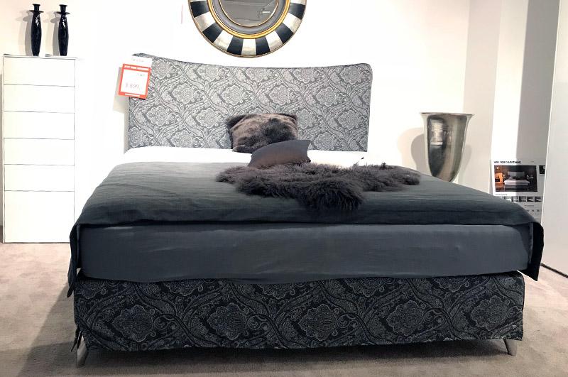 wk wohnen bett darienne fenchel wohnfaszination gmbh. Black Bedroom Furniture Sets. Home Design Ideas