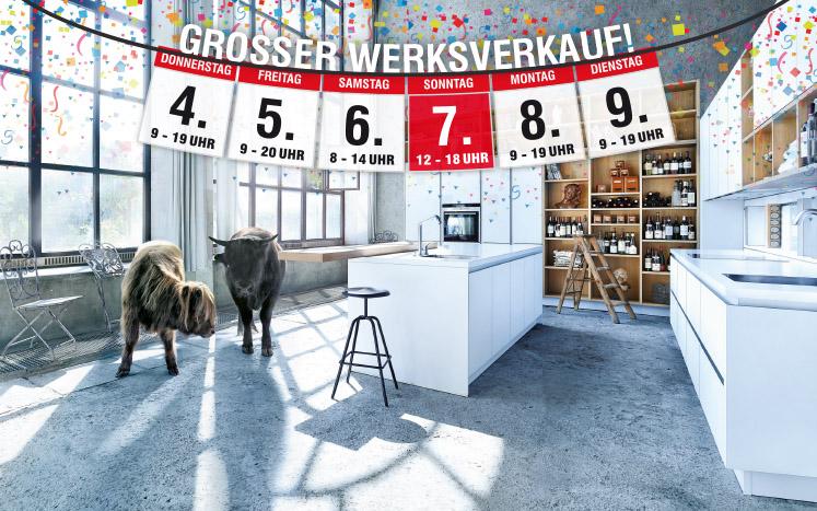 Küchenstudio-Eröffnung im Meistermax Nürtingen